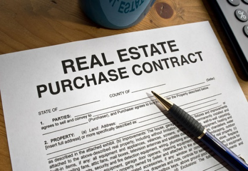 Acquisition of real estate & business