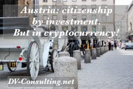 Austria: passport for investment